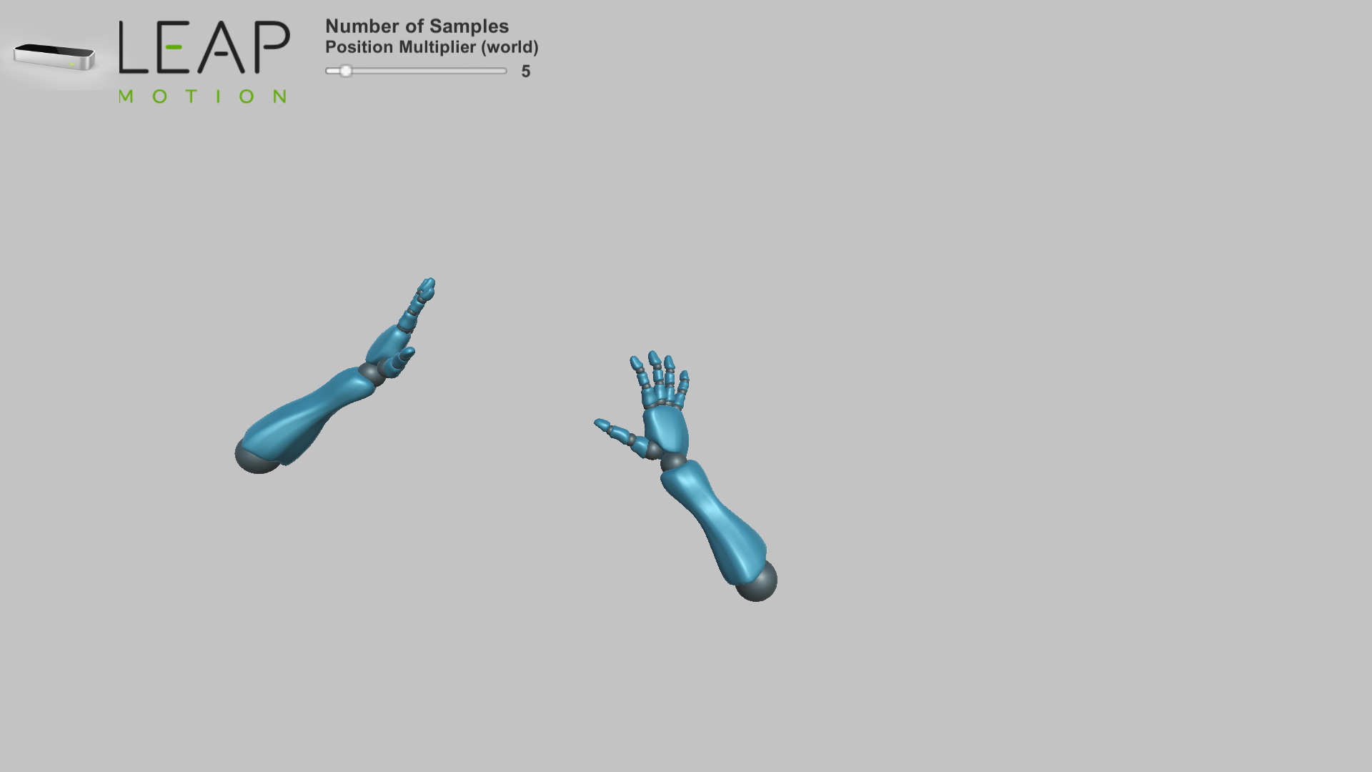 leapmotion hands